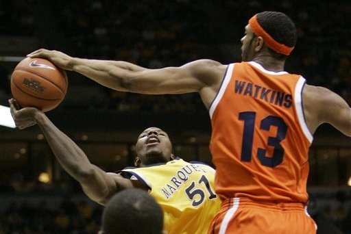 Syracuse Basketball Ranking The 5 Greatest Shot Blockers In