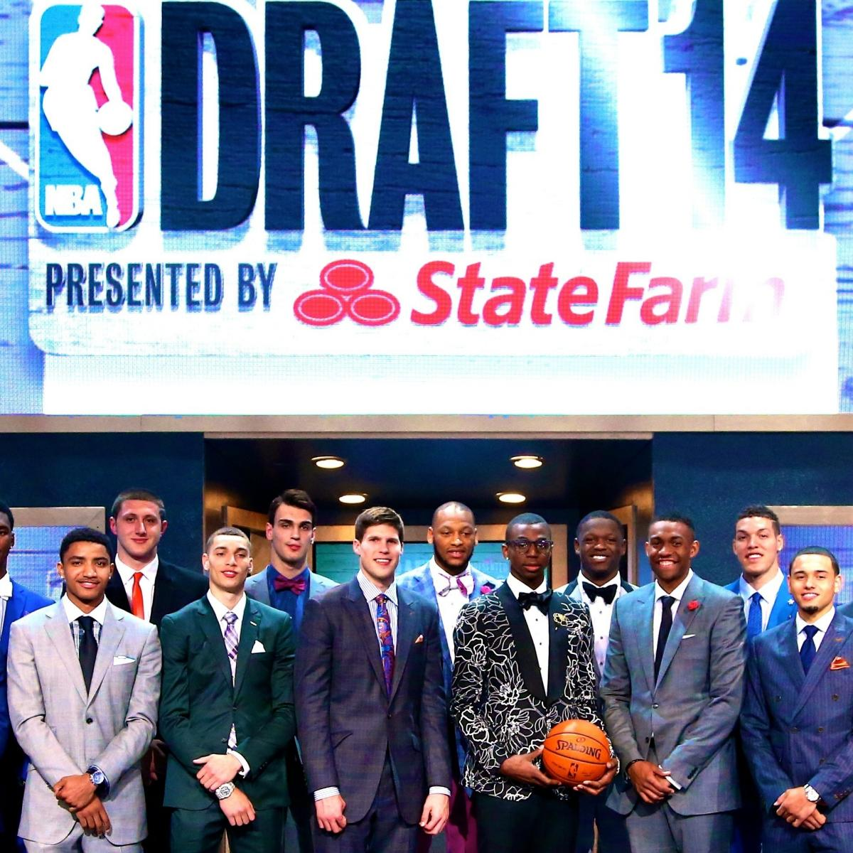 nba draft 2014 tracker list of results and picks