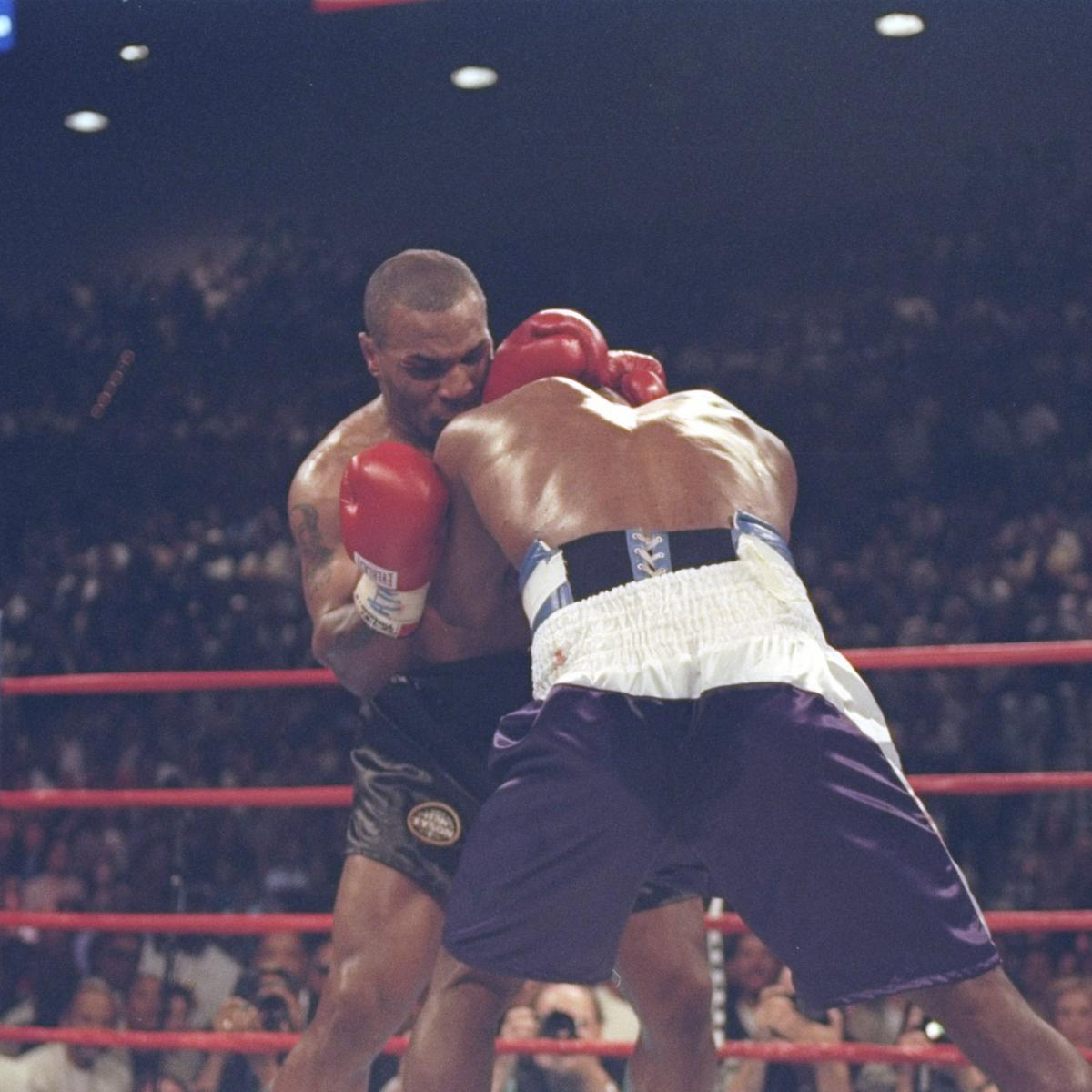 We Remember: Mike Tyson Bites Evander Holyfield's Ear