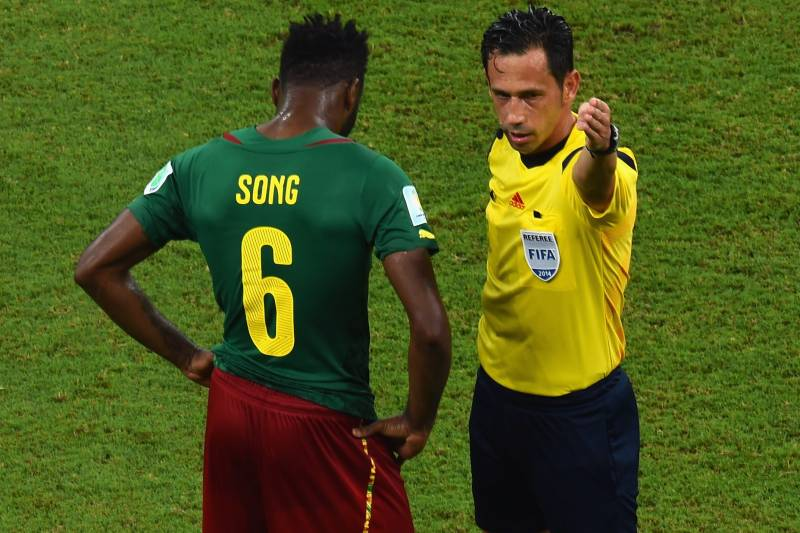 3b578d654e6 Cameroon Reveal Investigation into World Cup Match-Fixing Allegations
