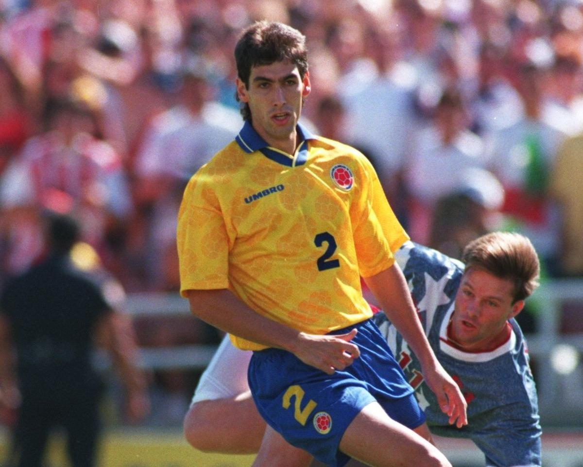 77f9f95d0dd Colombia Finally Looking Forward on 20th Anniversary of Andres Escobar's  Death