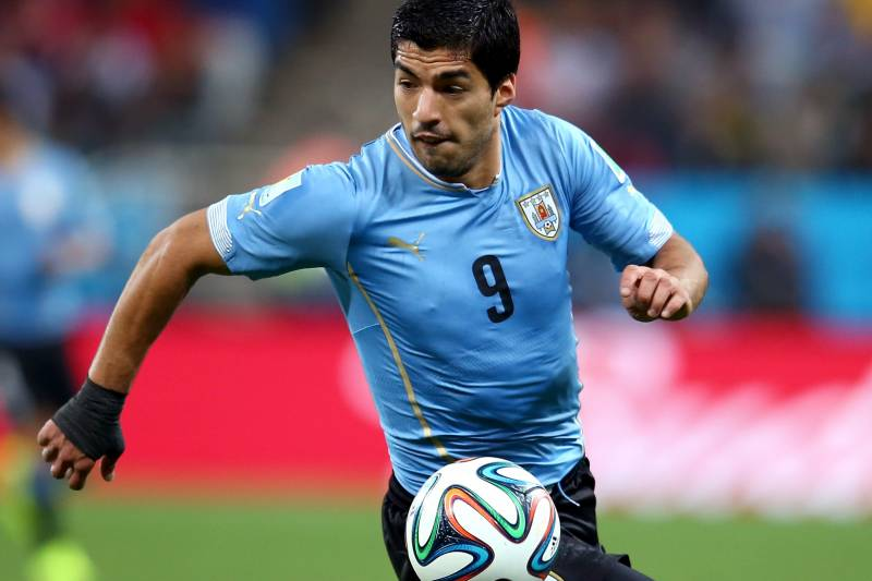 31b556593 Suarez Transfer Could Aid Messi If Barcelona Follow Argentina World ...