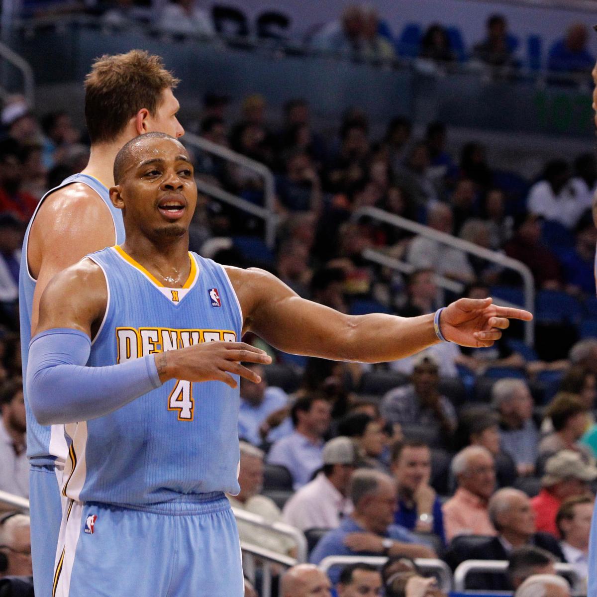 Denver Nuggets 2014 NBA Free Agency Big Board: Ranking Top