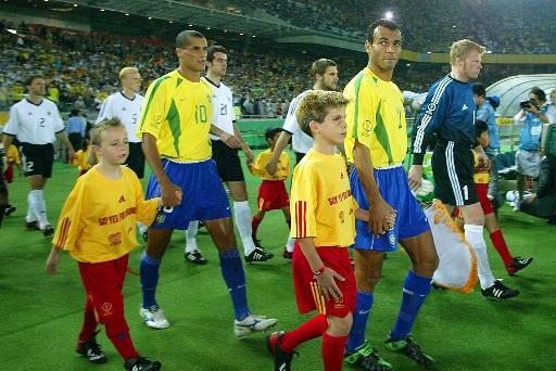Brazil vs. Germany 2002 World Cup Final  Where Are They Now ... fbee43442