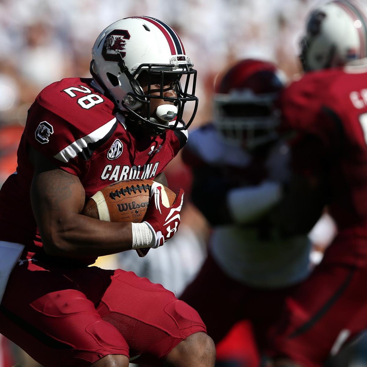 College Football Week 1 Picks: Texas A&M Aggies vs. South ...