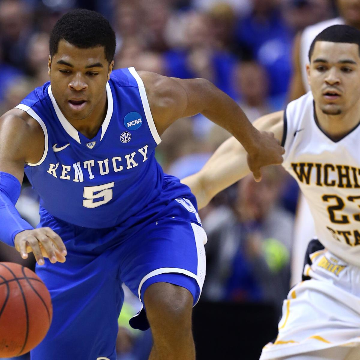 a to Andrew Is Harrison Lead Ready Basketball: Kentucky