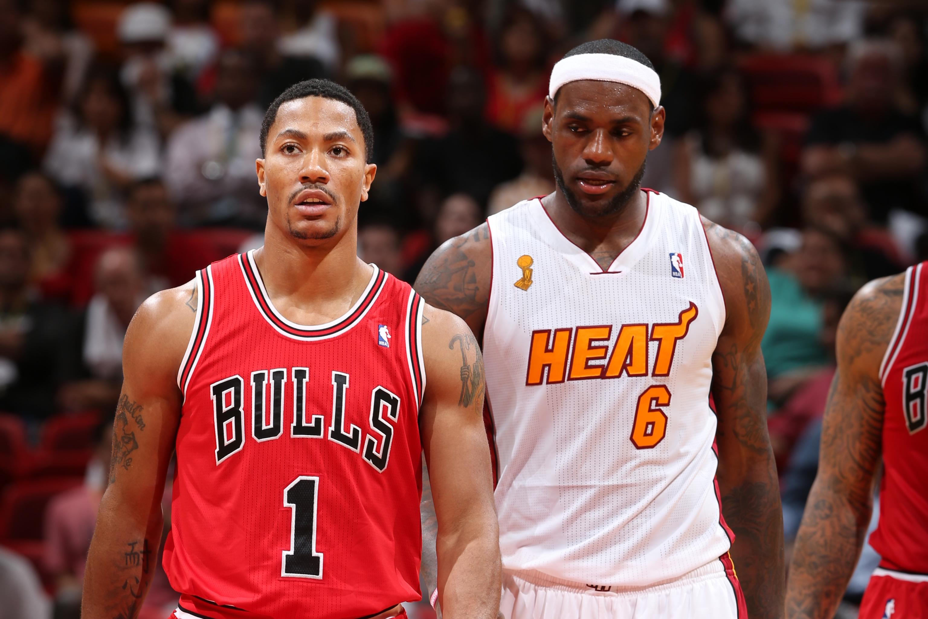 new concept bbd66 1bf4b How Chicago Bulls Would Benefit from LeBron James Leaving ...