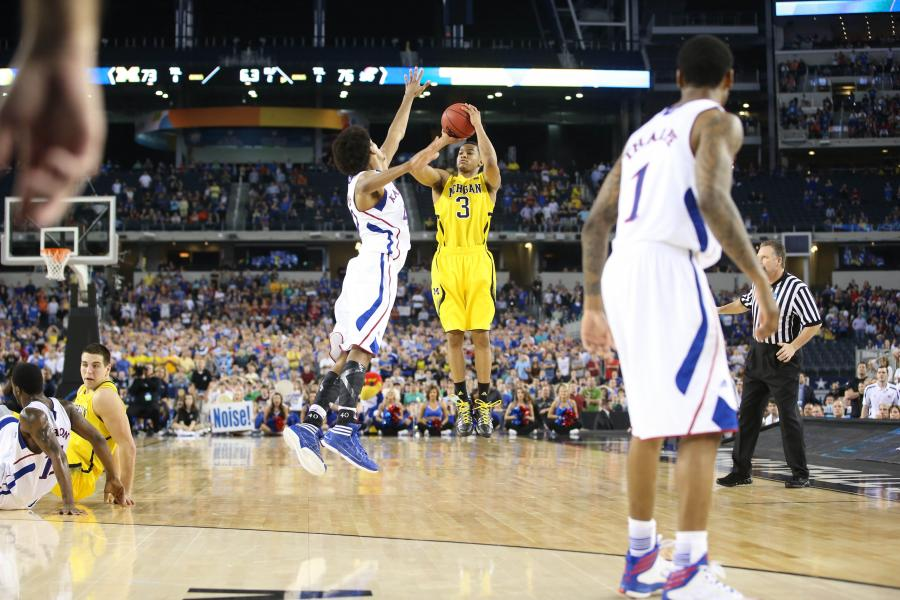 new product 1723b b51de Michigan Basketball  Wolverines  5-Best Single-Game Performances in Past  Decade