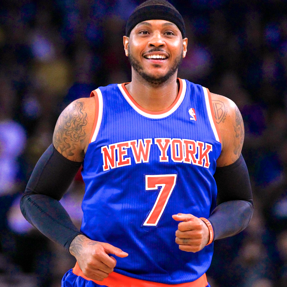 Carmelo Anthony Re-Signs with Knicks: Latest Contract ...