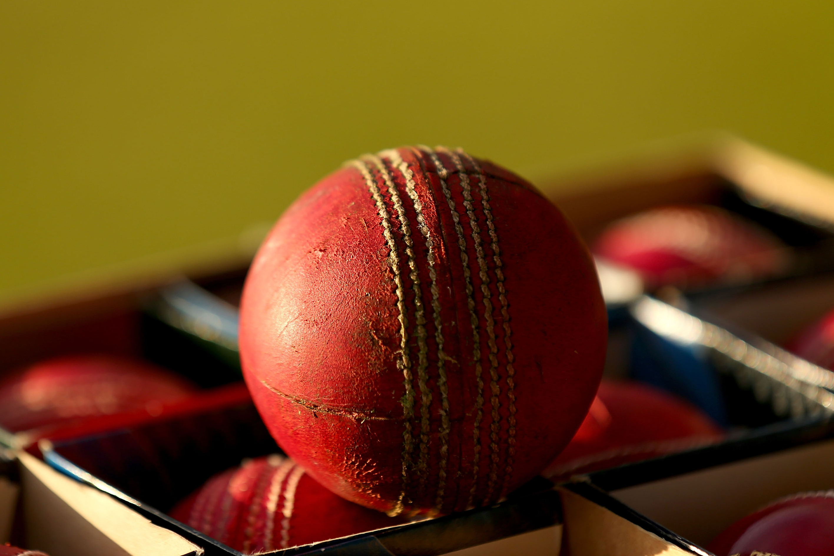 What S Inside A Cricket Ball And How Are They Made