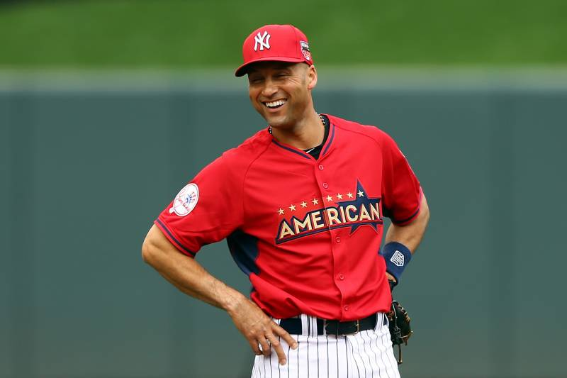 Derek Jeter s 2014 All-Star Game Start Reflects Career over Season  Achievements c92268b1c30