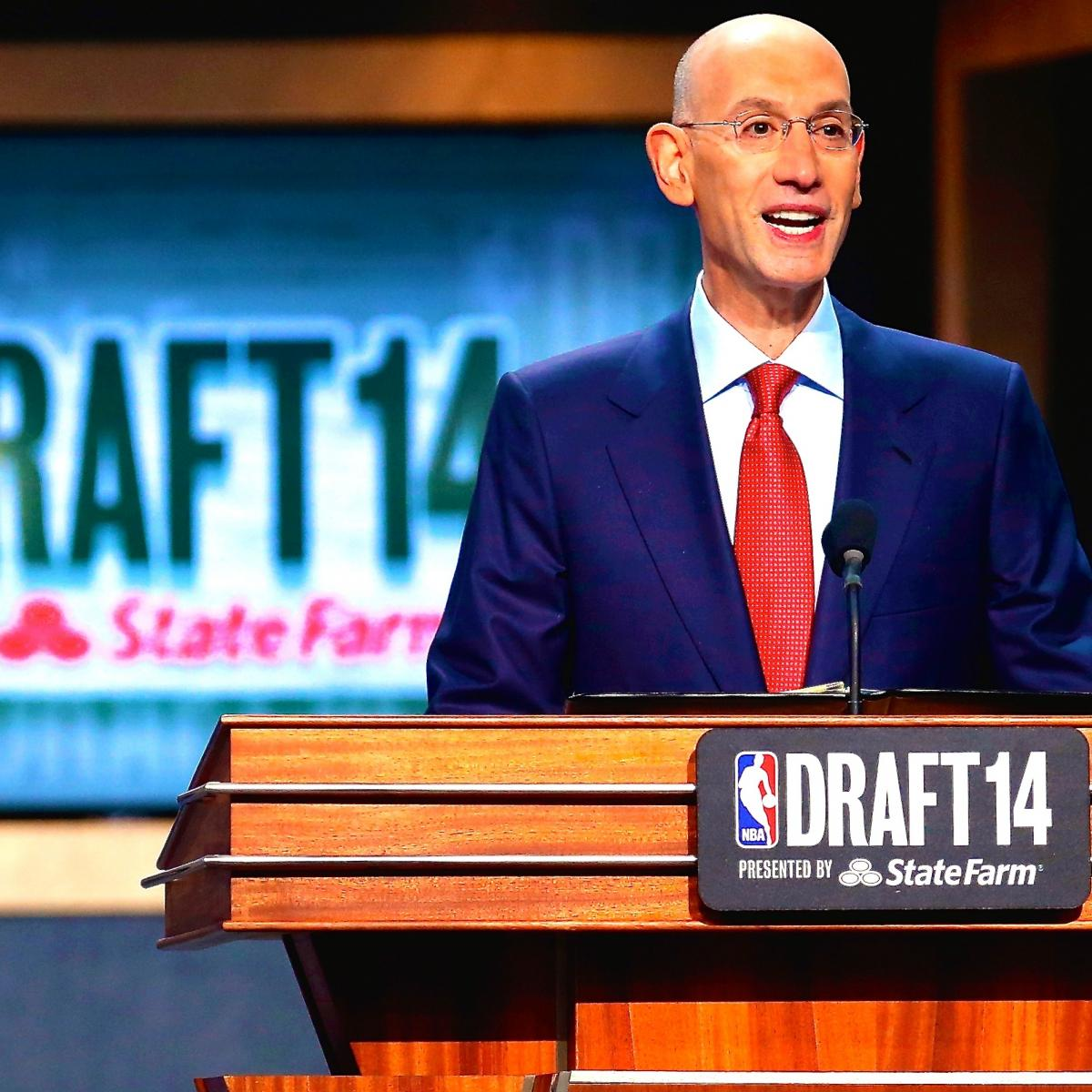 NBA Reportedly Submits Proposal To Change Draft Lottery