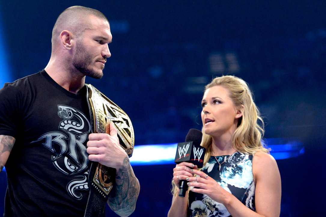 Renee Young Has Become Invaluable Asset For Wwe Bleacher