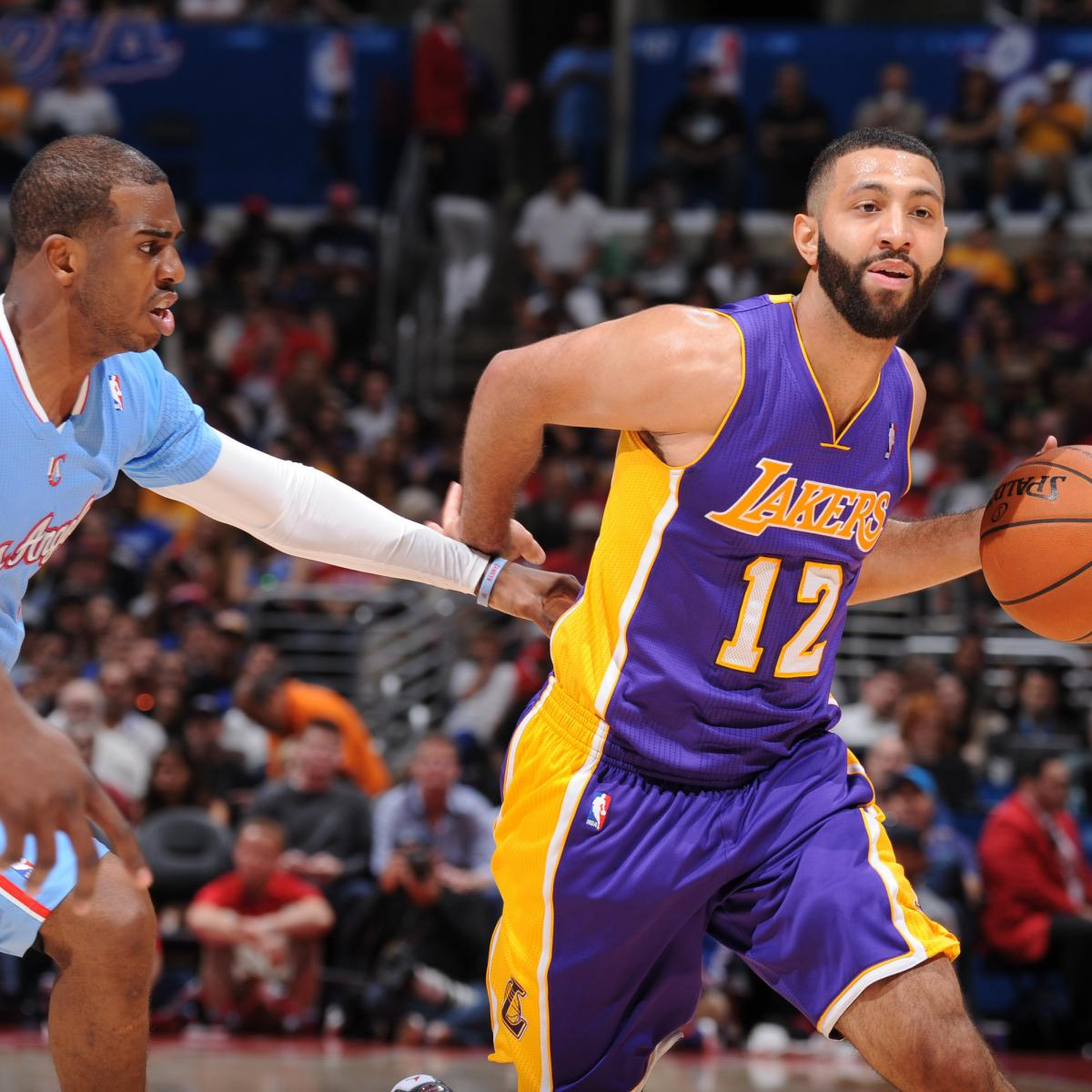 Lakers Rumors: Re-Signing Kendall Marshall Would Hurt L.A ...Lakers Roster
