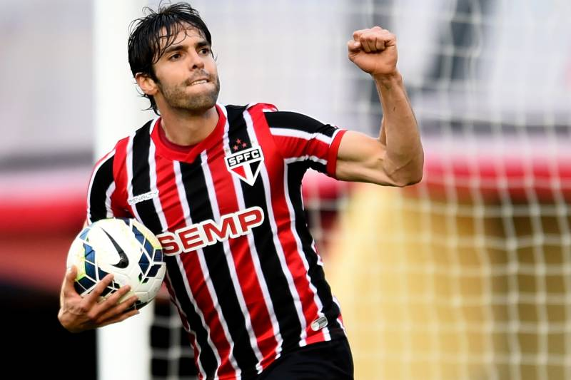 Kaka Scores Goal on His Debut for Sao Paulo as He Returns to ...