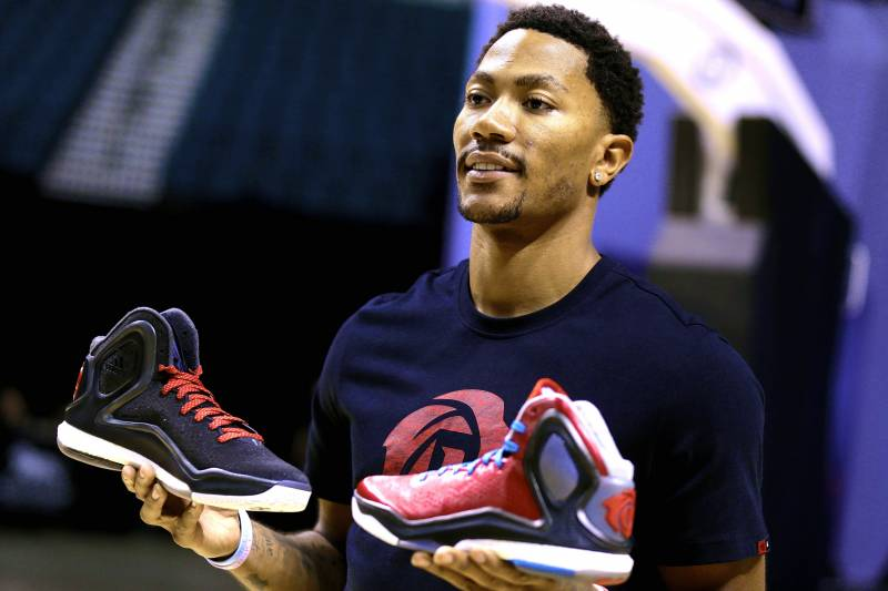 0790b475a30 Derrick Rose   It s Gonna Be Funny  Watching Doubters  Eat Their Words