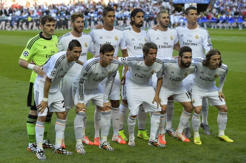 Predicting Real Madrid S Starting Xi For 2014 15 La Liga Opener Vs