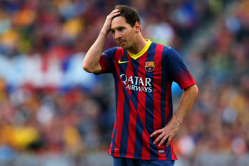 Barcelona Transfer News: Lionel Messi Exit Fears Calmed Amid Tax Case
