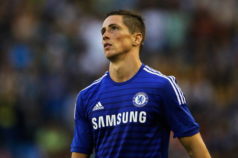 Image result for Fernando Torres in chelsea
