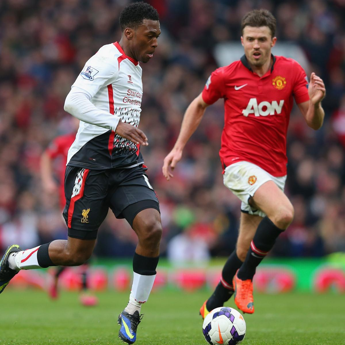 Live Streaming Soccer News Liverpool Vs Benfica Live: Liverpool Vs. Manchester United: Date, Time, Live Stream