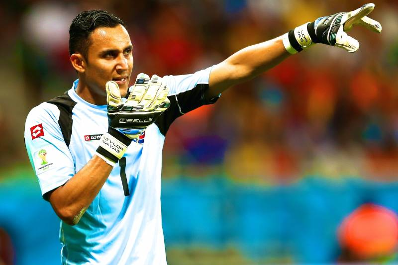 4f277411e Keylor Navas to Real Madrid  Latest Transfer Details