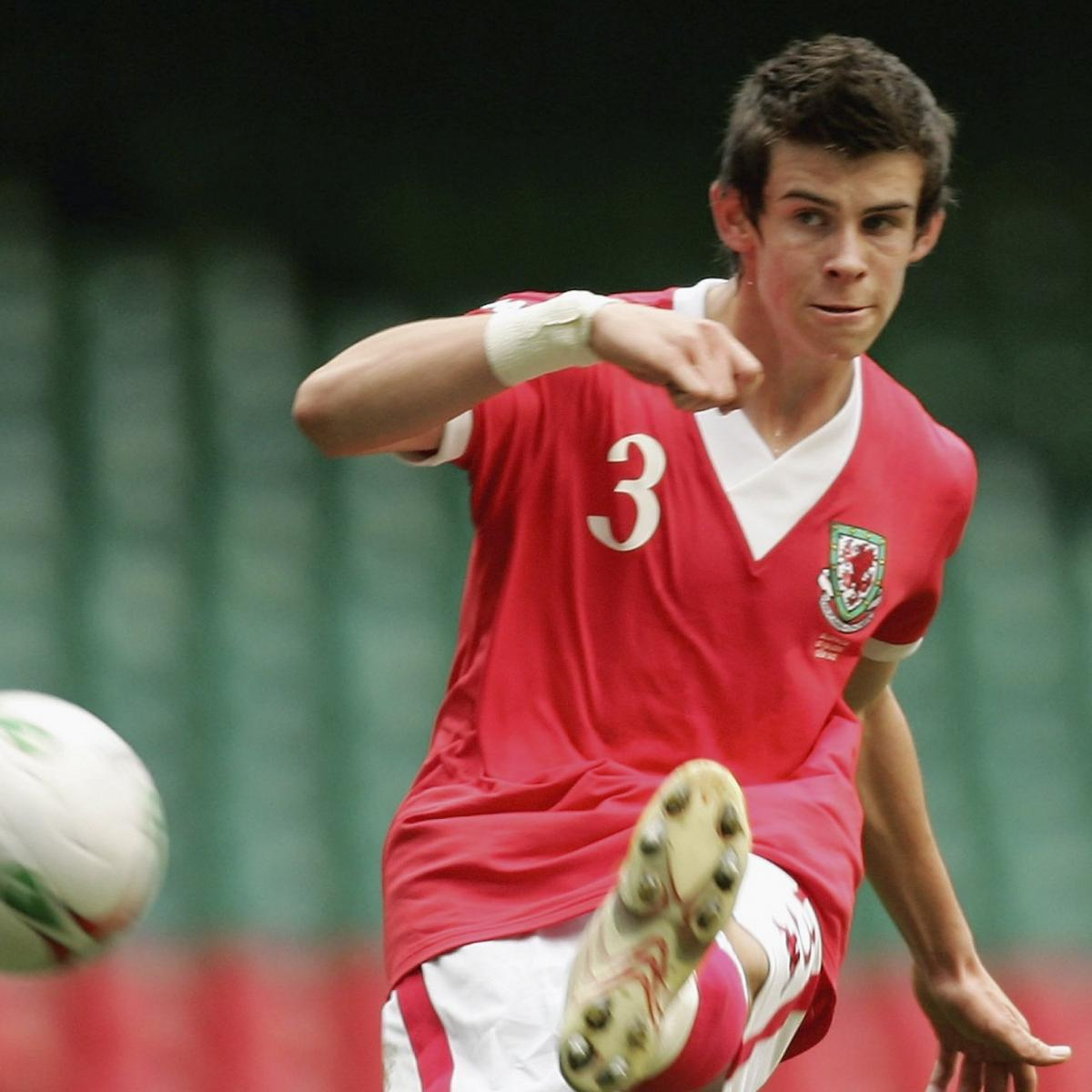 0554a957c The Ever-Changing Look of Gareth Bale
