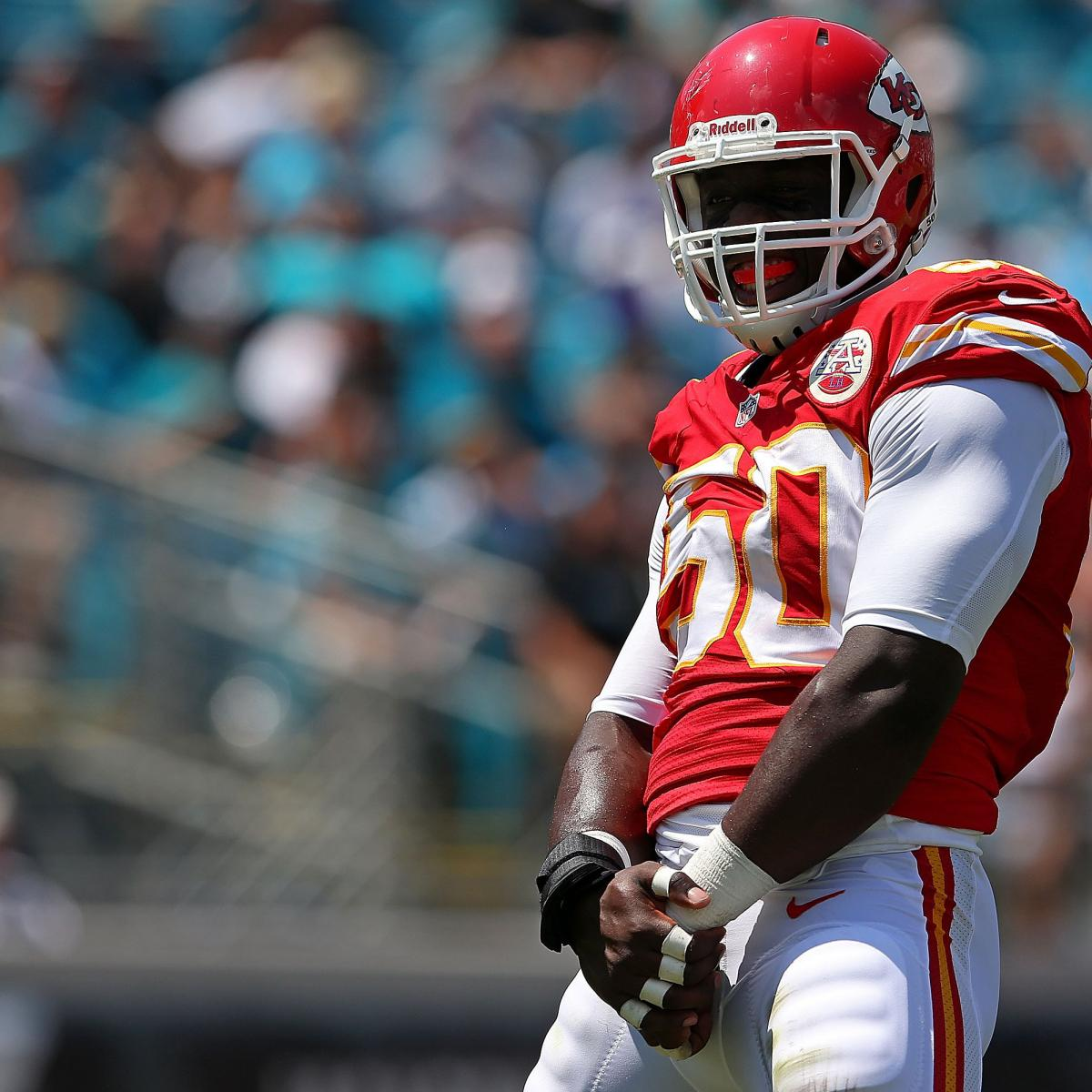 Latest News Updates: Justin Houston Injury: Updates On Chiefs Star's Knee And