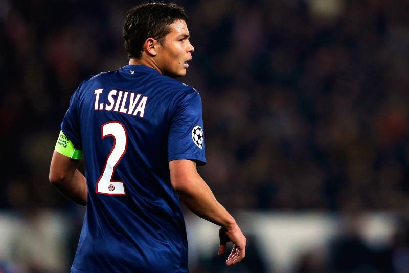 Thiago Silva Injury: Updates on PSG Star's Leg and Return ...
