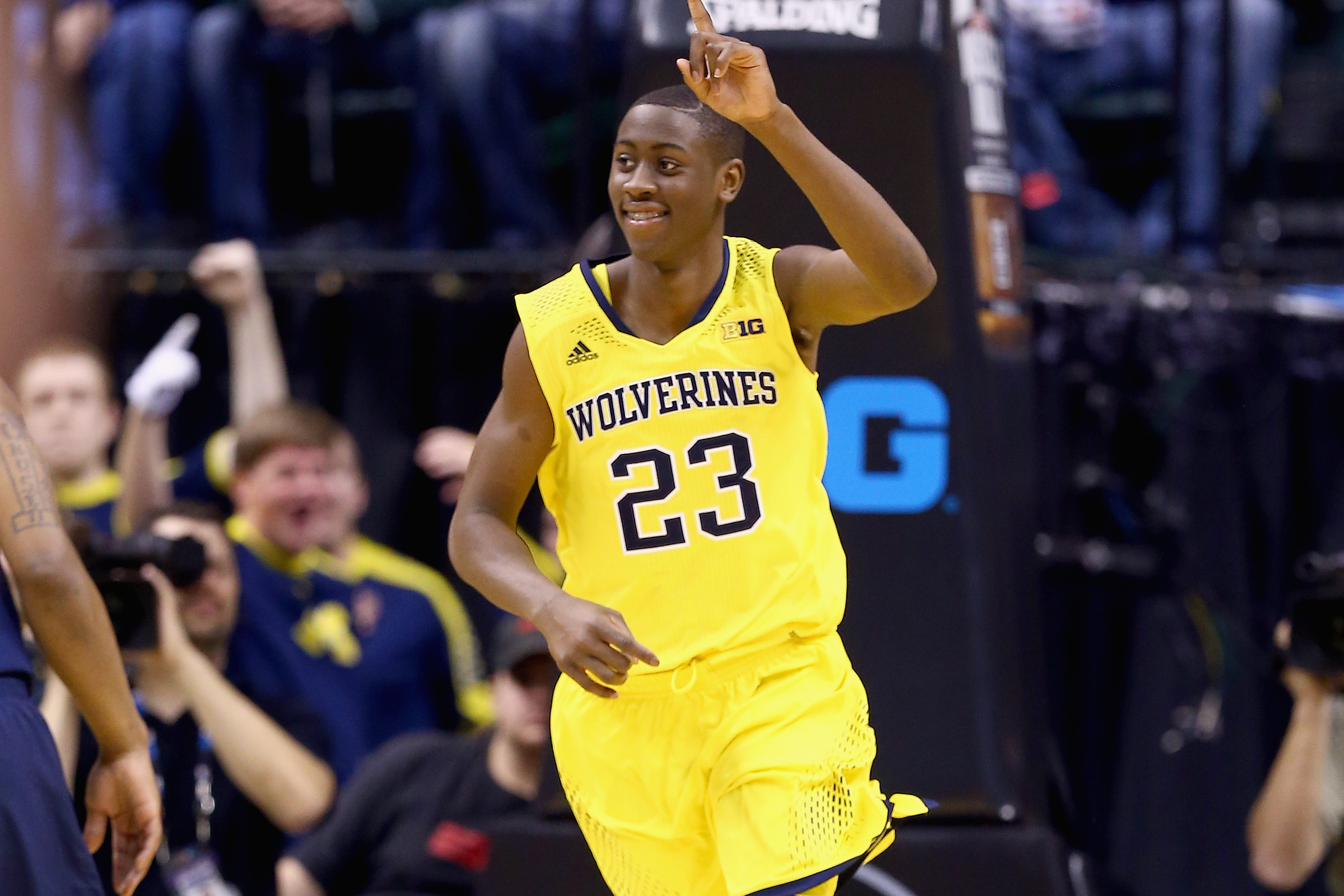 How Michigan S Caris Levert Can Emerge As A 2015 Nba Lottery Prospect Bleacher Report Latest News Videos And Highlights