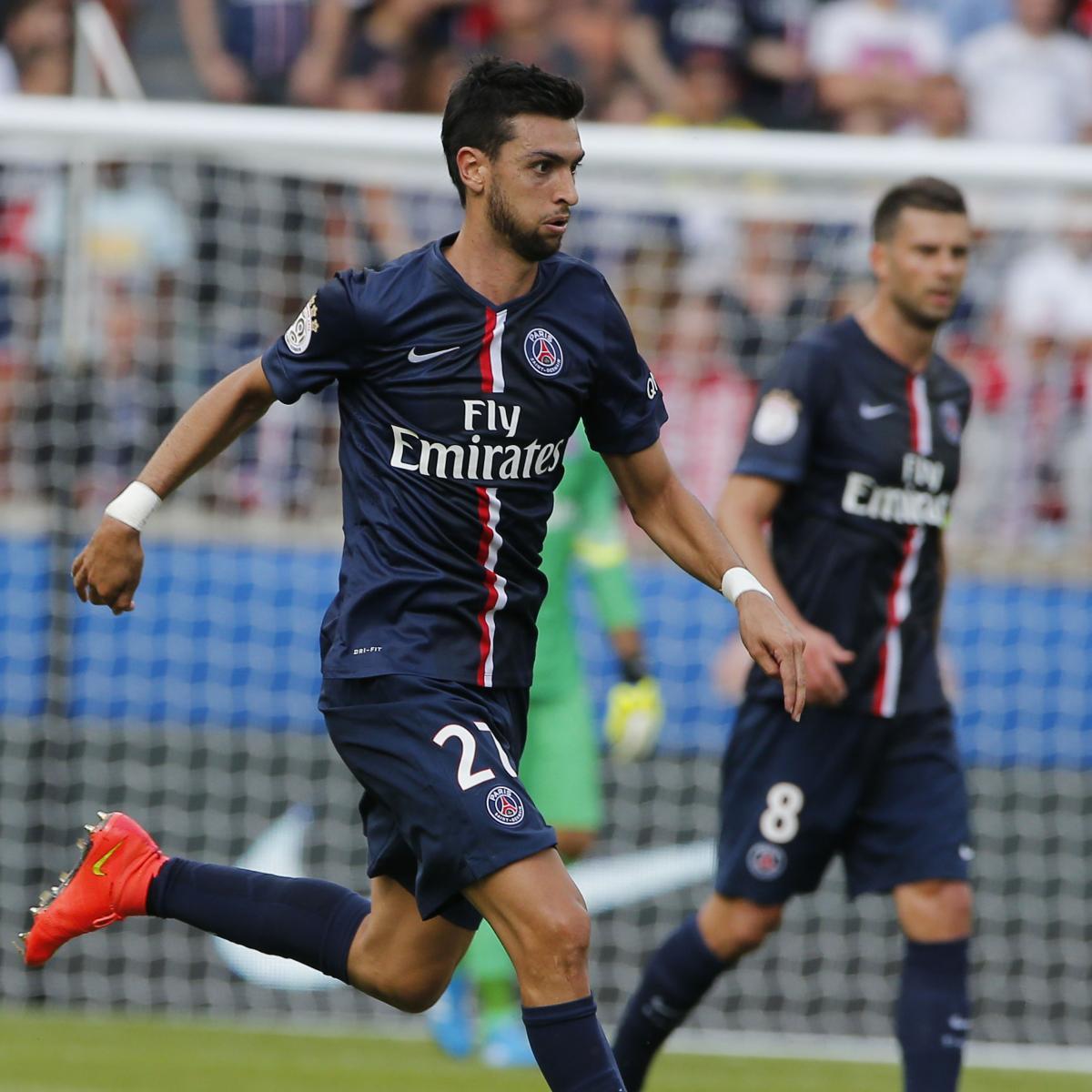 Javier Pastore: Areas Where Paris Saint-Germain's Javier Pastore Can