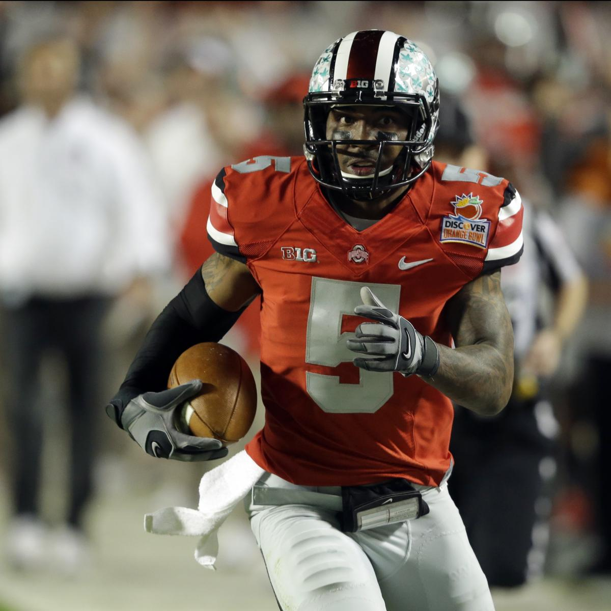 Braxton Miller Offers Intriguing Developmental QB Talent ...