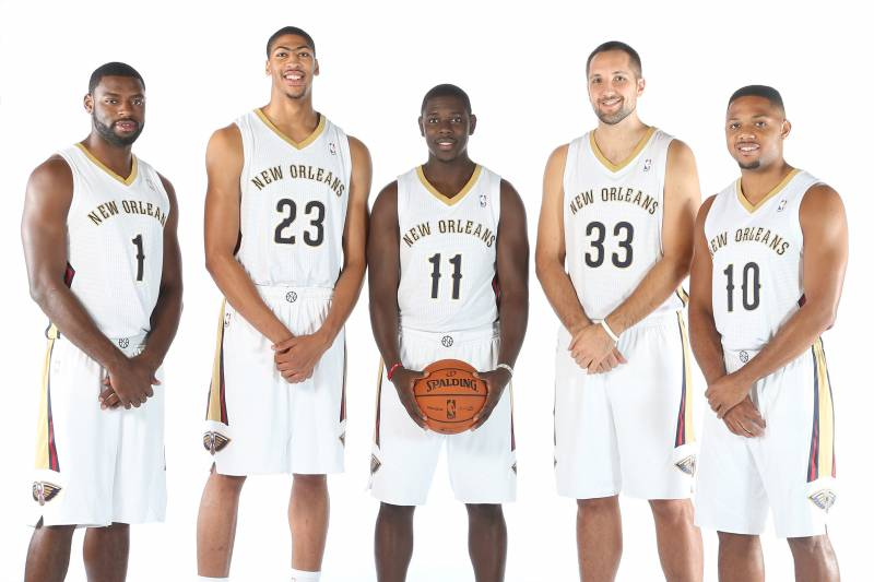 Who's the Weak Link in New Orleans Pelicans' Playoff Hopes