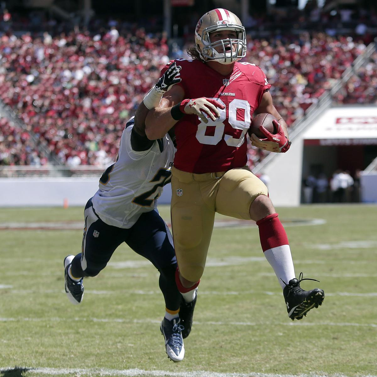 San Diego Chargers Football Score: San Diego Chargers Vs. San Francisco 49ers: Live Score And