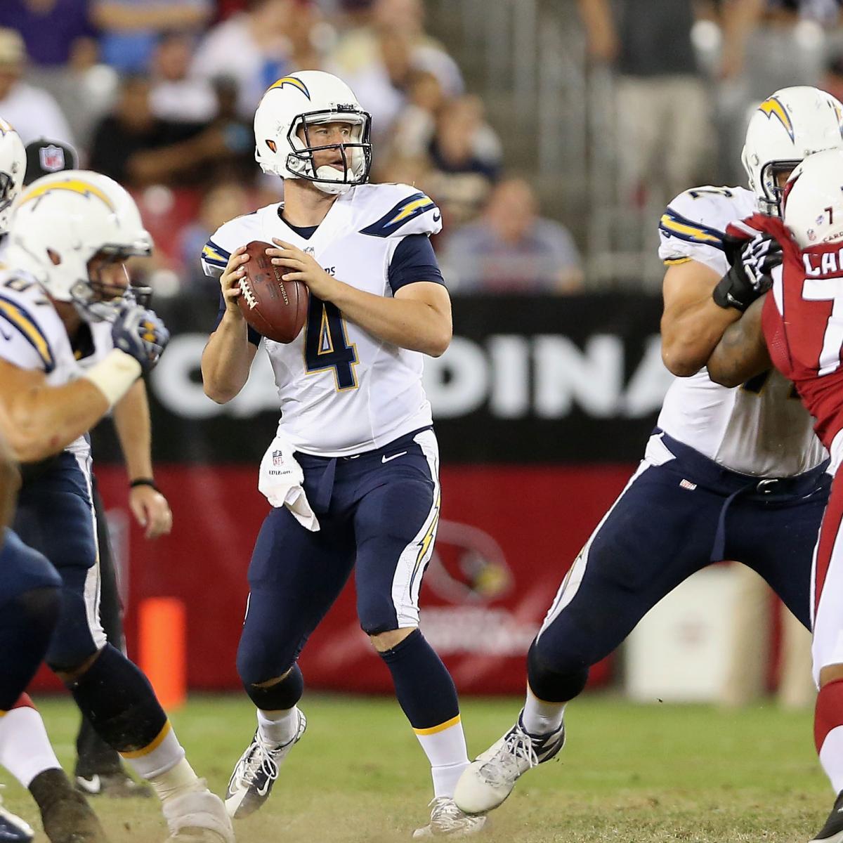San Diego Chargers Cardinals: Arizona Cardinals Vs. San Diego Chargers: Chargers