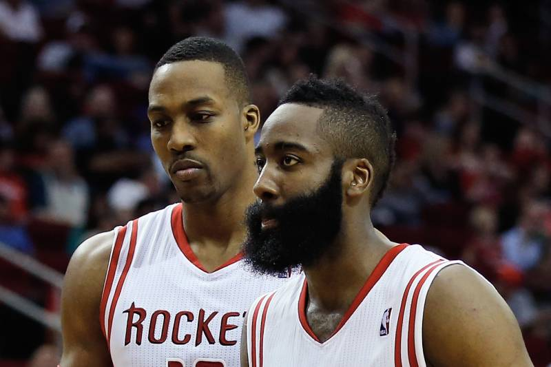 953ead7c8333 Why James Harden and Dwight Howard Are Under Enormous Pressure to ...