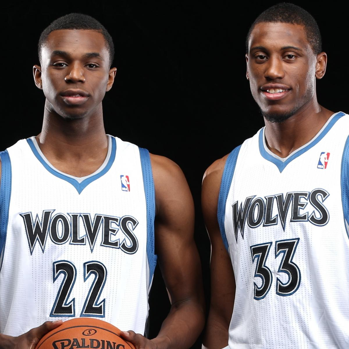 Minnesota Timberwolves Starting 5