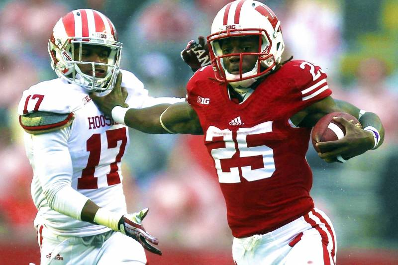 reputable site d1332 afa9f How Melvin Gordon Became College Football's Most ...
