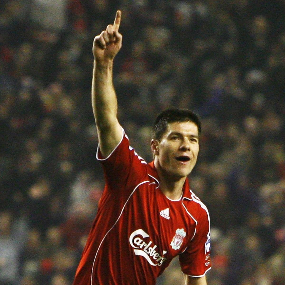 Liverpool Xabi to Memories Than Preferred  Alonso His Keep