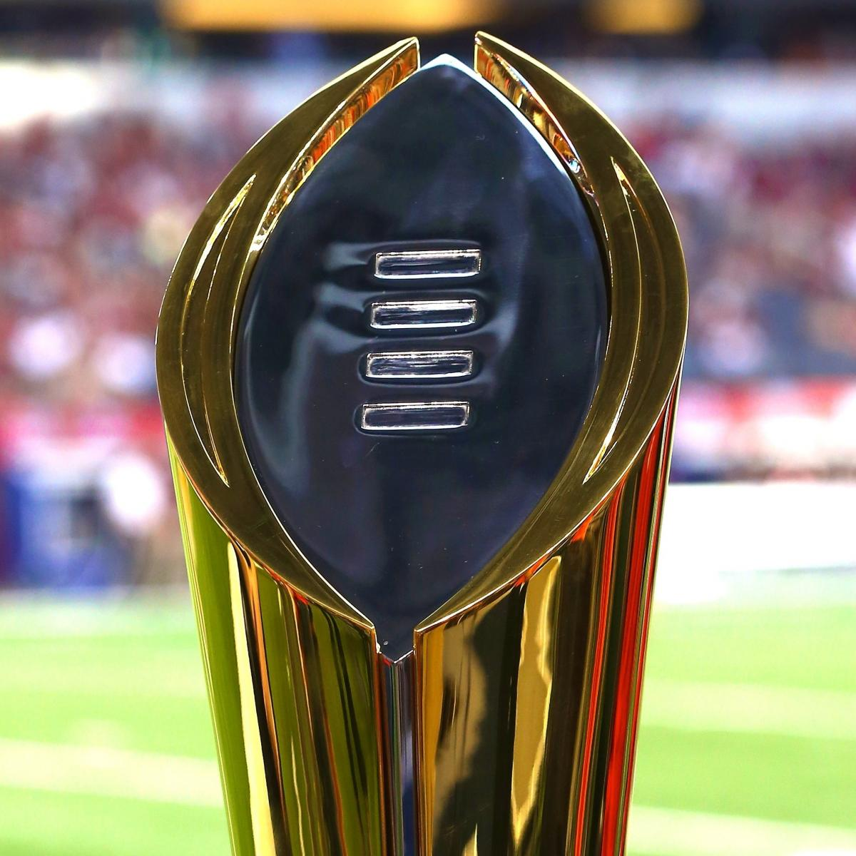 Are College Football Playoff Committee Members Set Up for ...