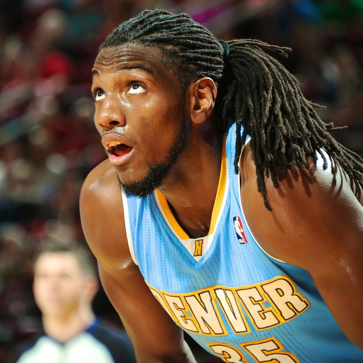Kenneth Faried Contract: Latest News And Rumors On
