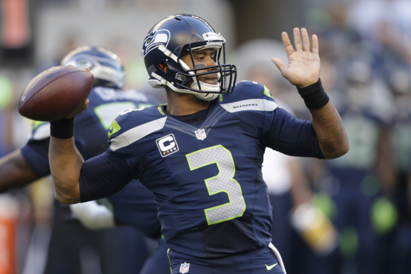 Packers vs. Seahawks: Tale of the Tape from Season Opener