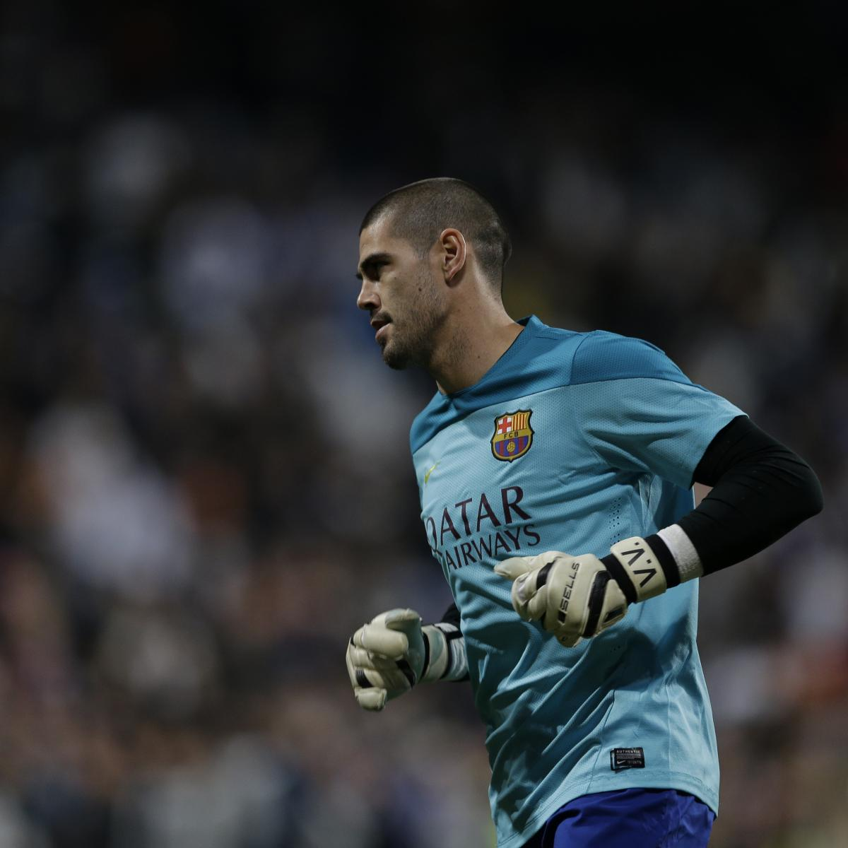 Liverpool Fc Transfer Gossip Reds Close In On Barcelona: Liverpool Transfer News: Victor Valdes Squad Space Left