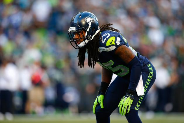 Focus On How Richard Sherman Helps The Seattle Seahawks Win