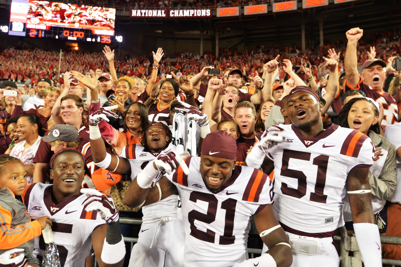 Virginia Tech Football: Hokies Defense Makes Strong Statement to Rest of ACC