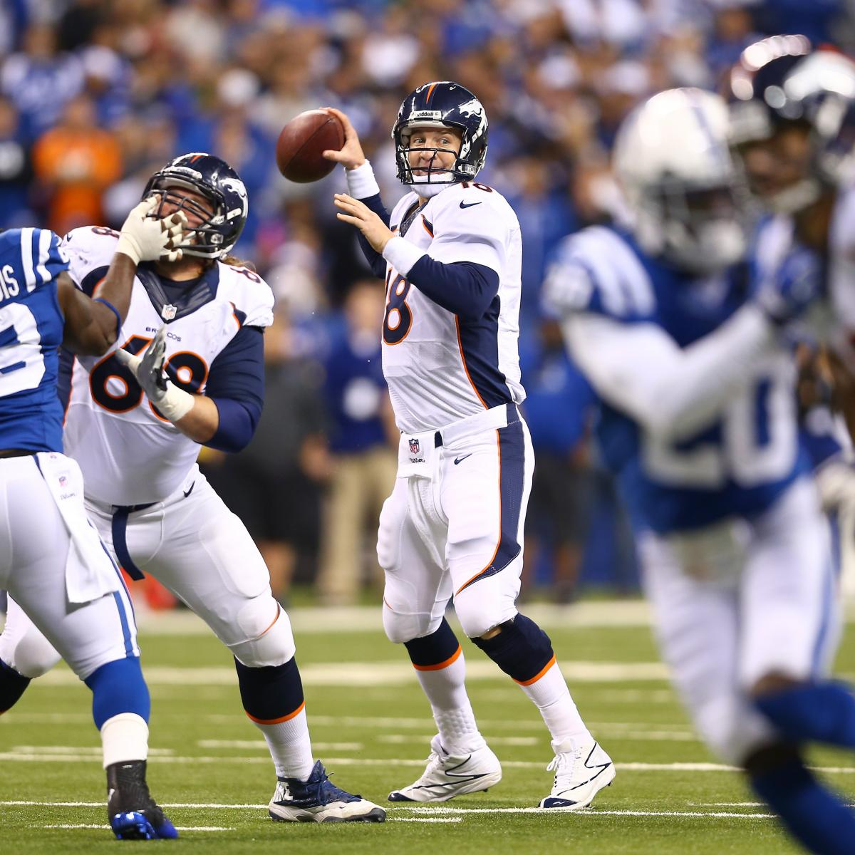Colts Vs. Broncos: Live Score And Analysis For Denver