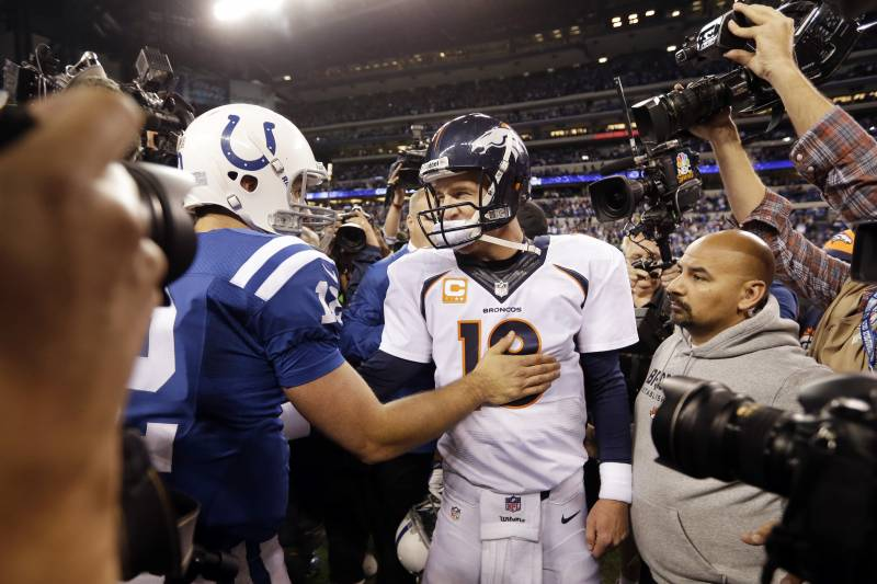 9fb3b8f4 Indianapolis Colts vs. Denver Broncos: Live Score and Analysis for ...