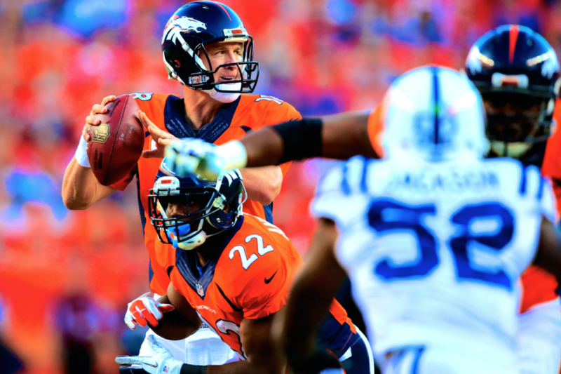 c7bcc806 Indianapolis Colts vs. Denver Broncos: Live Score, Highlights and ...