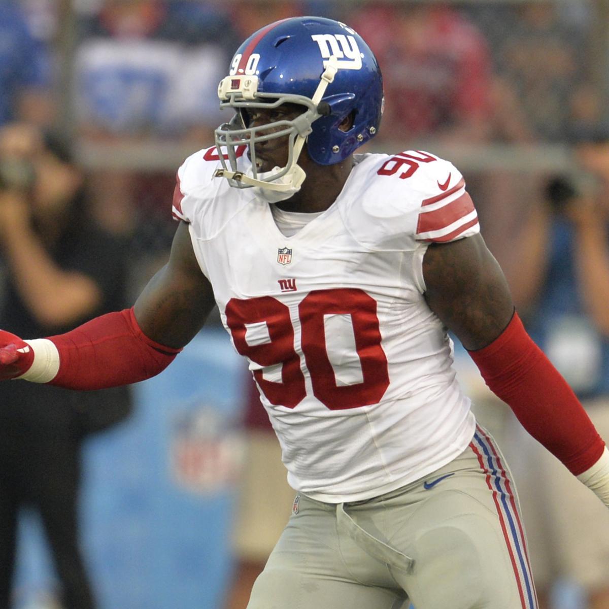 Jason Pierre Paul Espn: Jason Pierre-Paul Injury: Updates On Giants Star's Neck