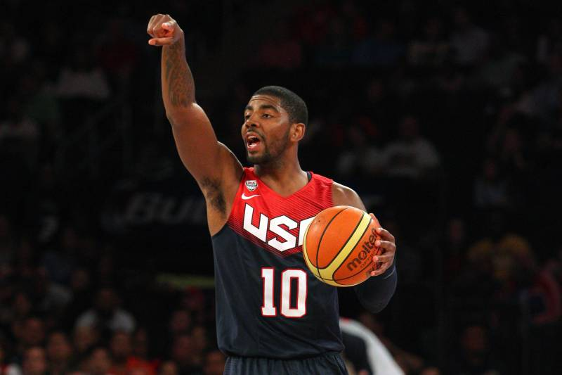958a13ffdc1 What Kyrie Irving Can Take from FIBA World Cup for Cleveland Cavs ...