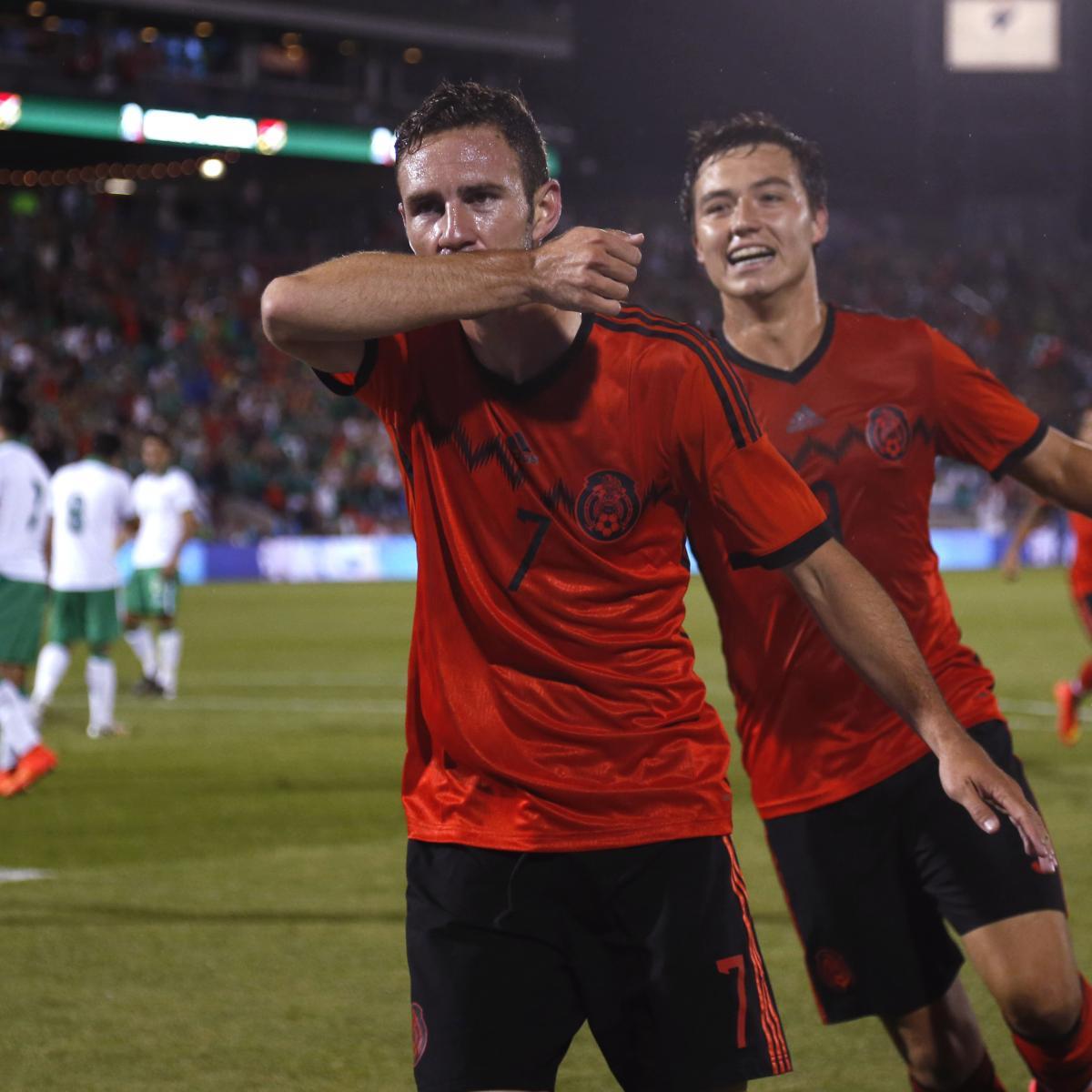 Shooting In Commerce City Colorado: Mexico Vs. Bolivia: Score, Recap And Post-Match Reaction